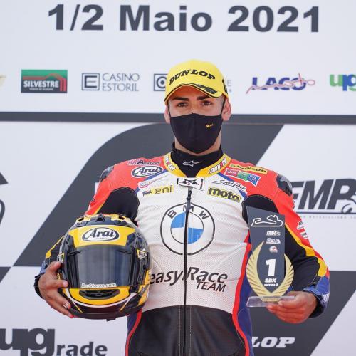 Ivo Lopes abre temporada nacional com dupla vitória