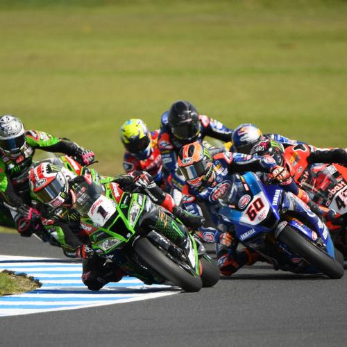 Este fim de semana há mundial de Superbike no Estoril