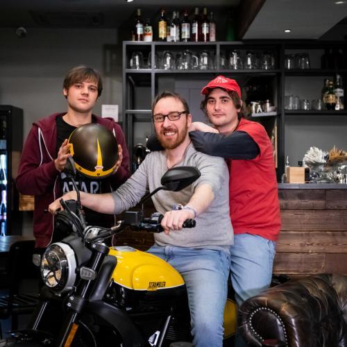 Já está online o primeiro episódio do Scrambler Ducati Live