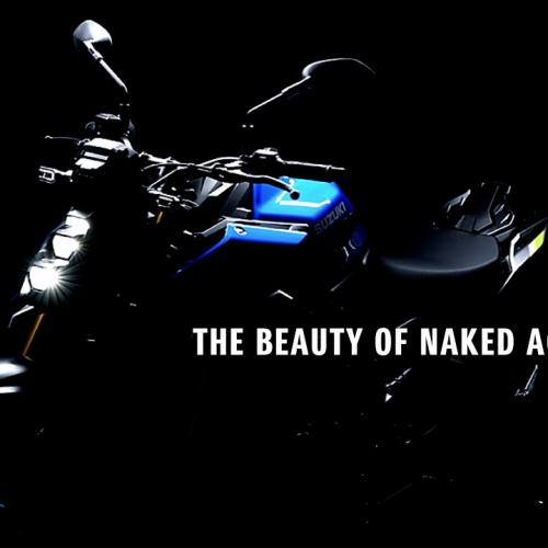 "Terceiro video promocional ""THE BEAUTY OF NAKED AGGRESSION"" da Suzuki GSX-S1000 (Video)"
