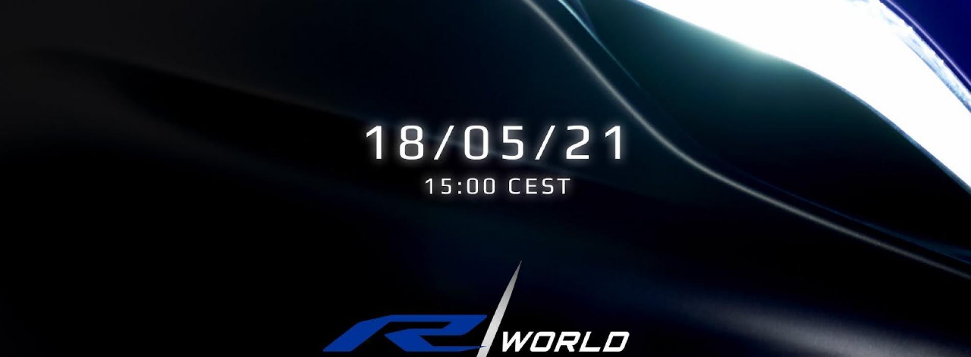 Teaser da Yamaha Motor Europe sobre o R/World (Video)