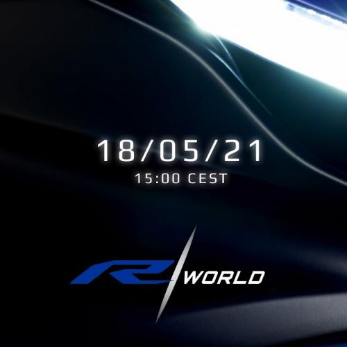 Teaser da Yamaha Motor Europe sobre o R/World (Video)