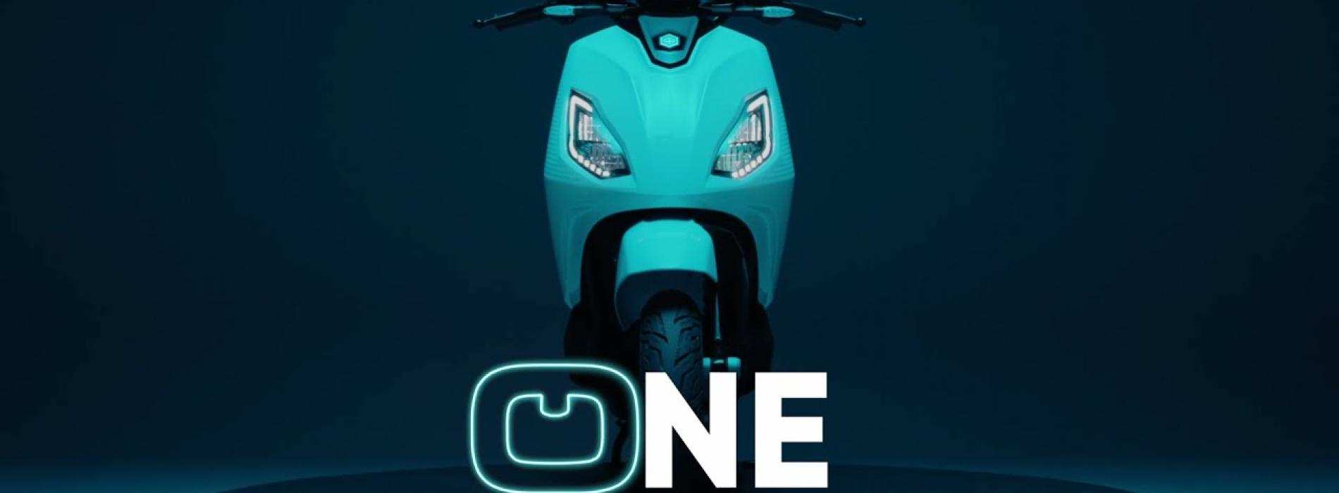 Piaggio ONE, entrando na nova era de mobilidade urbana e elétrica (Video Oficial)