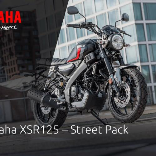 Yamaha XSR125 Street Pack (Video Oficial)