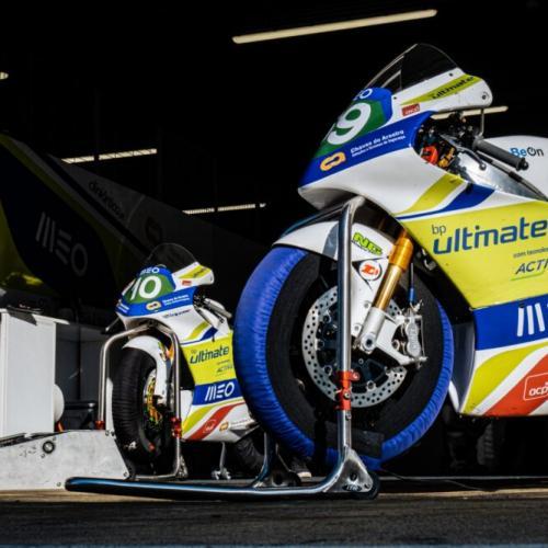 Miguel Oliveira Fan Club Racing Team a crescer na Catalunha