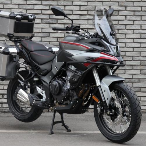 Voge lança nova 500DSX