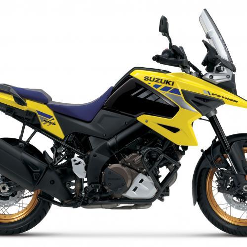 Nova Suzuki V-Strom disponível para test ride