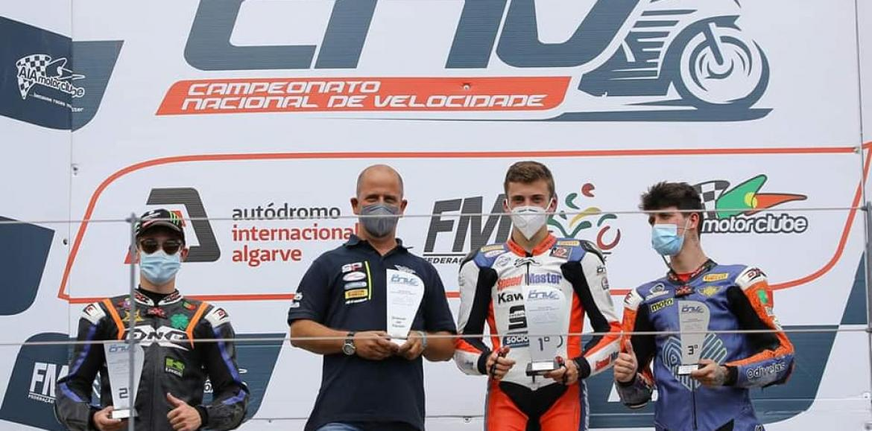 Dinis Borges vence no Autódromo Internacional do Algarve