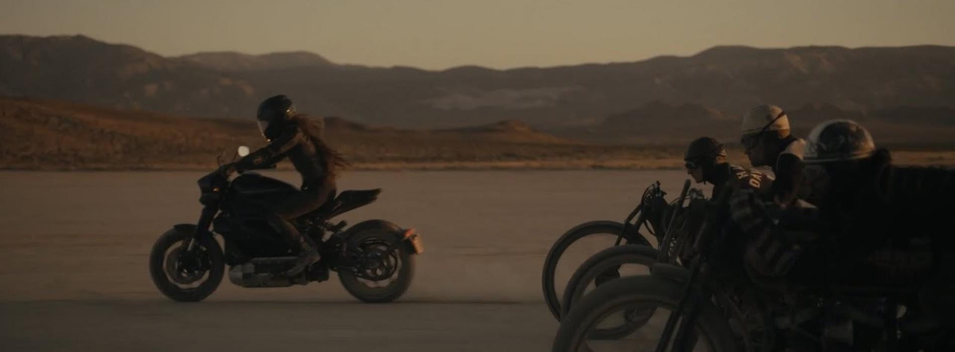 Nasce uma nova marca de motas elétricas: LiveWire (Harley-Davidson)