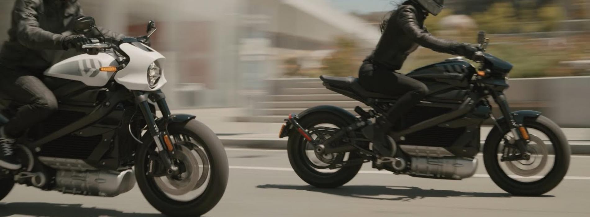 Apresentação da nova marca elétrica: LiveWire (Harley-Davidson)