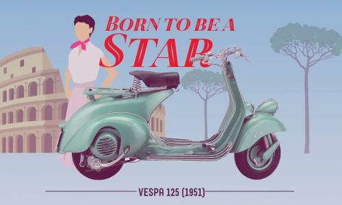 Evolução da Vespa – 75 anos e ainda um longo caminho a percorrer (Video Oficial)