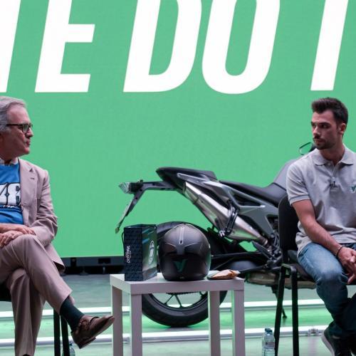 Miguel Oliveira e Via Verde assinam parceria