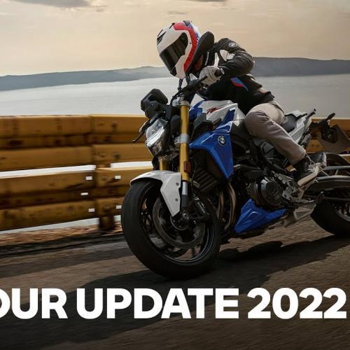 Atualização de cores da BMW Motorrad para 2022 (Video Oficial)
