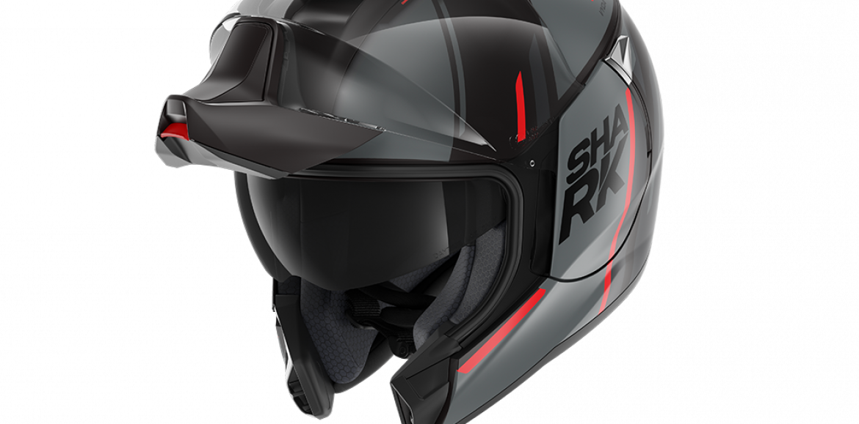 Shark lança novo capacete Evojet
