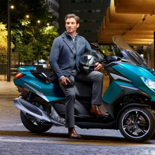Nova Peugeot Metropolis 400 EURO 5