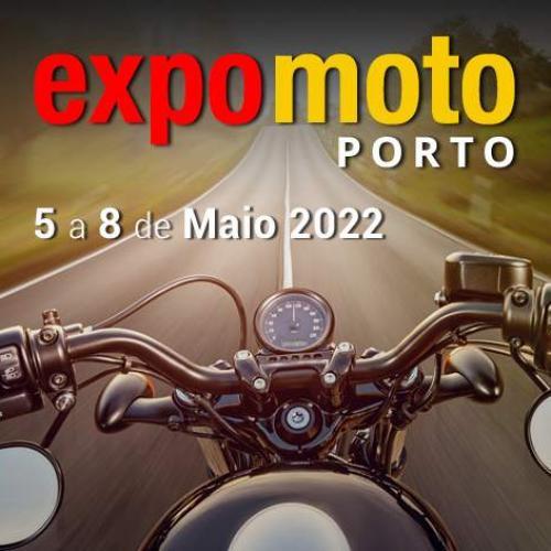 EXPOMOTO chega ao Porto em maio de 2022