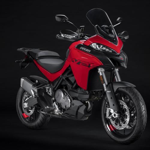 Ducati apresenta a nova Multistrada V2