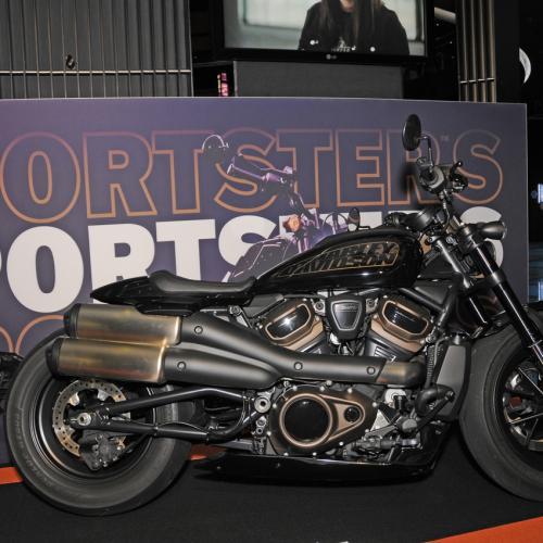 Harley-Davidson em exposição no Casino de Lisboa até dia 3 de outubro
