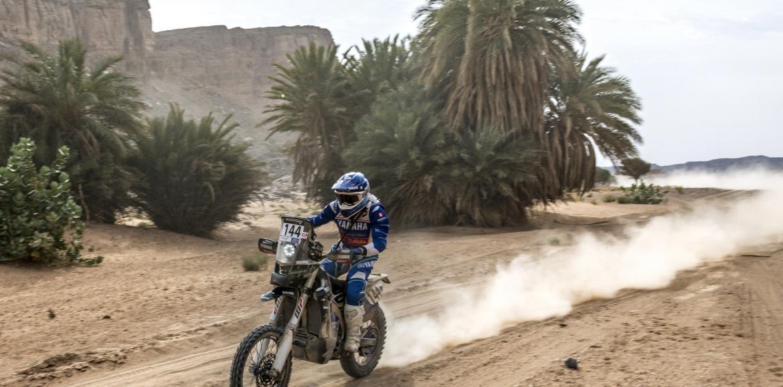 António Maio recupera uma posição à geral no Rallye du Maroc