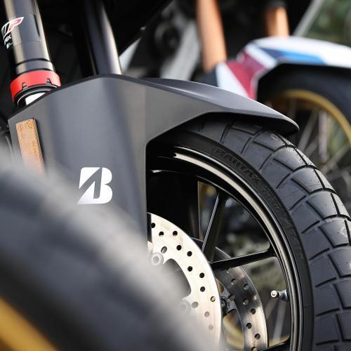Novo pneu Bridgestone para moto Battlax Adventure Trail AT41