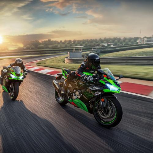 Todas as Kawasaki serão elétricas a partir de 2035… em mercados desenvolvidos