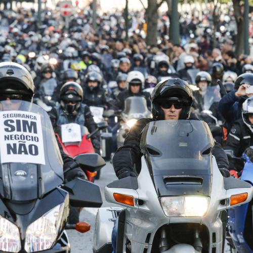 GAM vai reunir motociclistas contra IPO e subida do preço dos combustíveis
