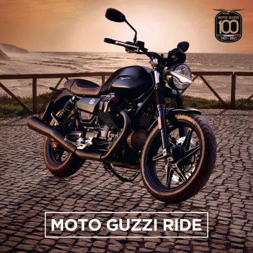 Moto Guzzi prolonga Moto Guzzi Ride até final do ano