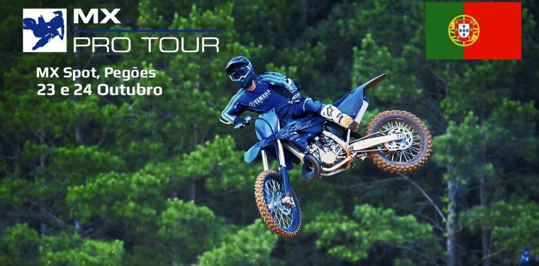 Estão abertas as inscrições para o MX Pro Tour 2021 da Yamaha